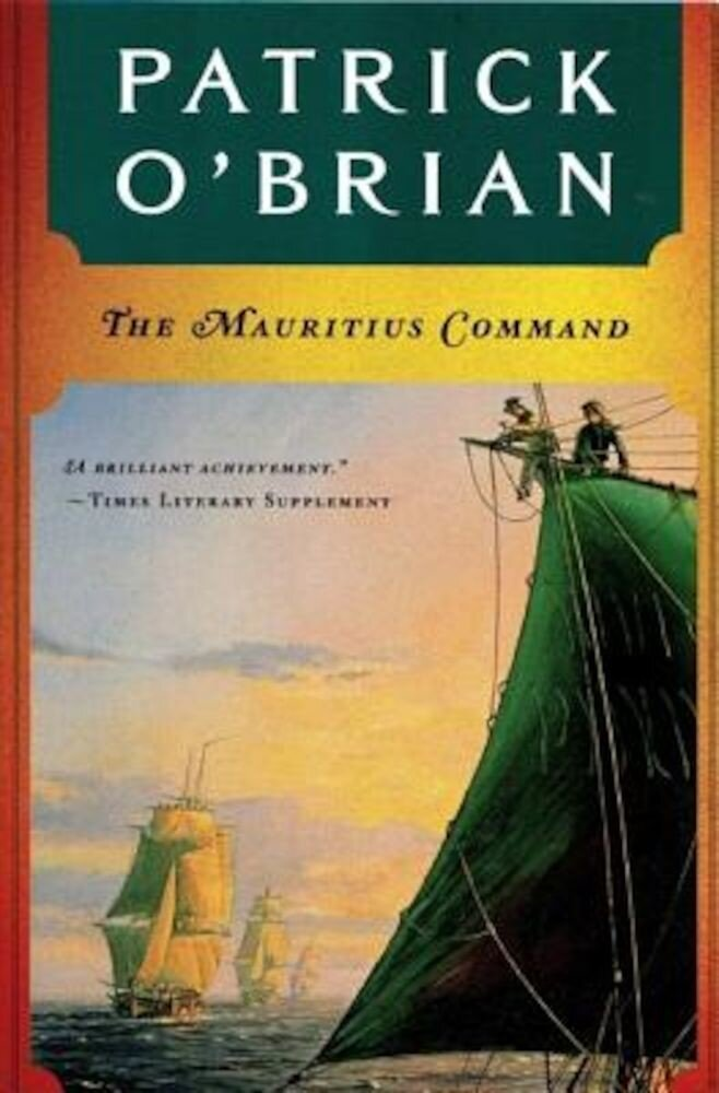 The Mauritius Command, Paperback