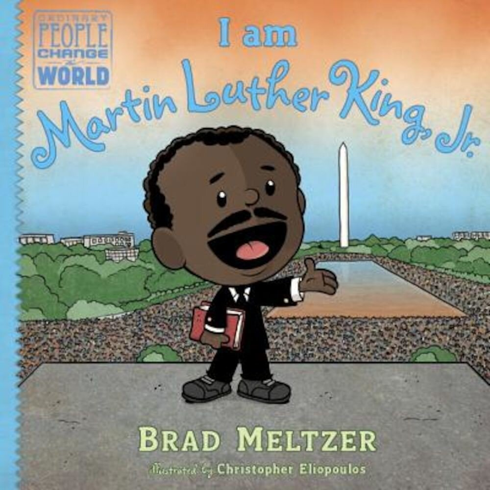 I Am Martin Luther King, Jr., Hardcover