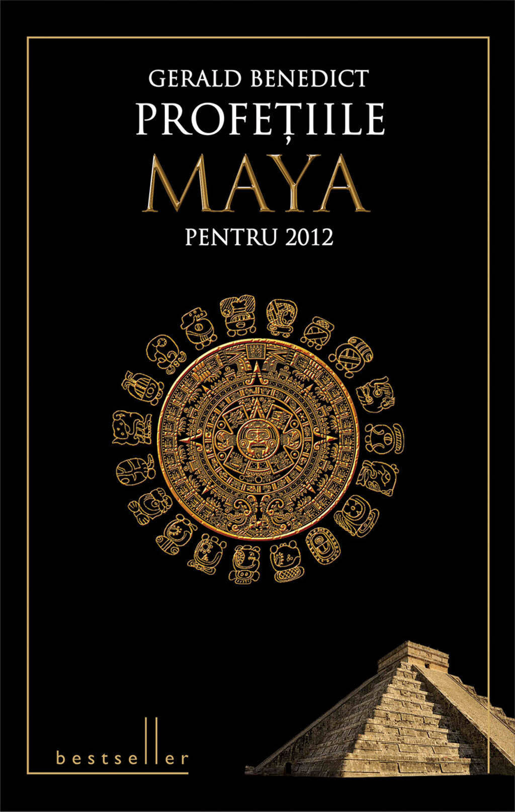 Profetiile Maya pentru 2012 (eBook)