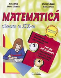 Matematica. Clasa a III-a. Diferentierea activitatii. Evaluare