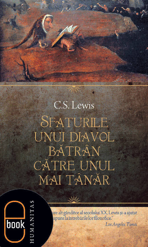 Sfaturile unui diavol batran catre unul mai tanar (eBook)