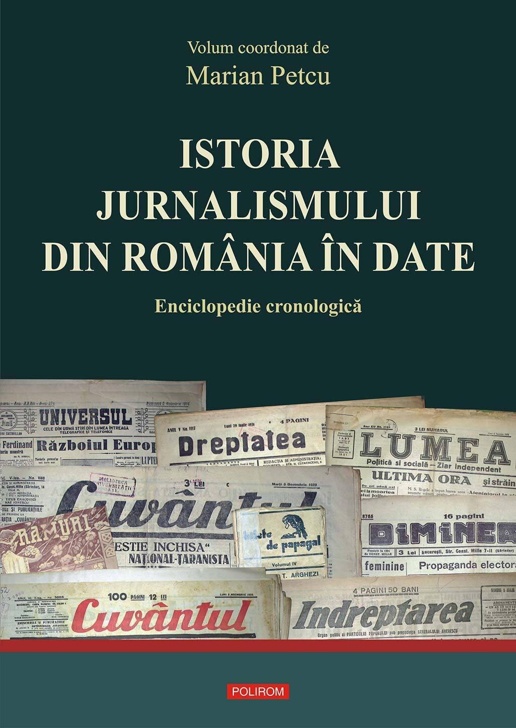 Istoria jurnalismului din Romania in date. Enciclopedie cronologica (eBook)