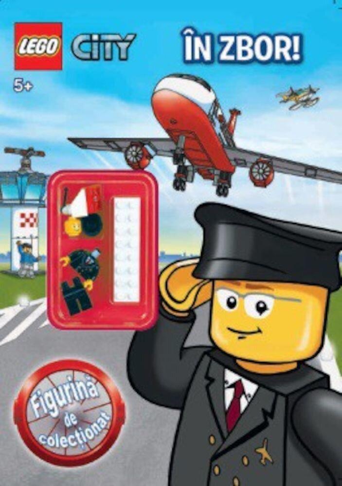Coperta Carte LEGO City: In zbor