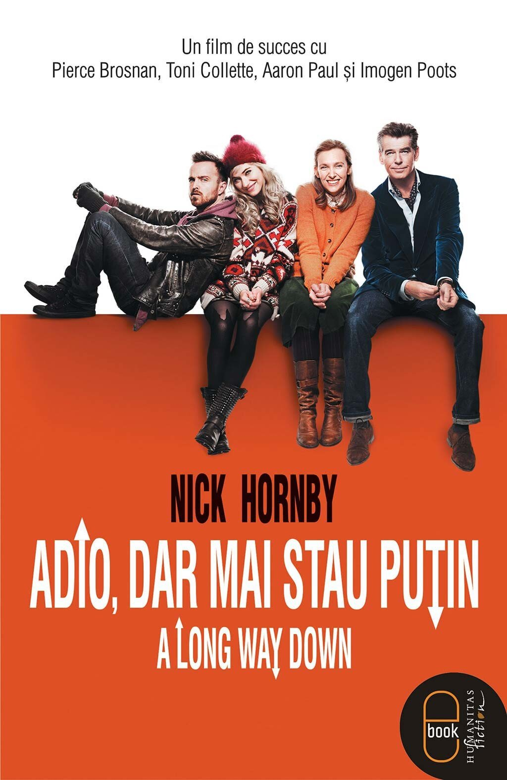 Adio, dar mai stau putin. A long way down PDF (Download eBook)