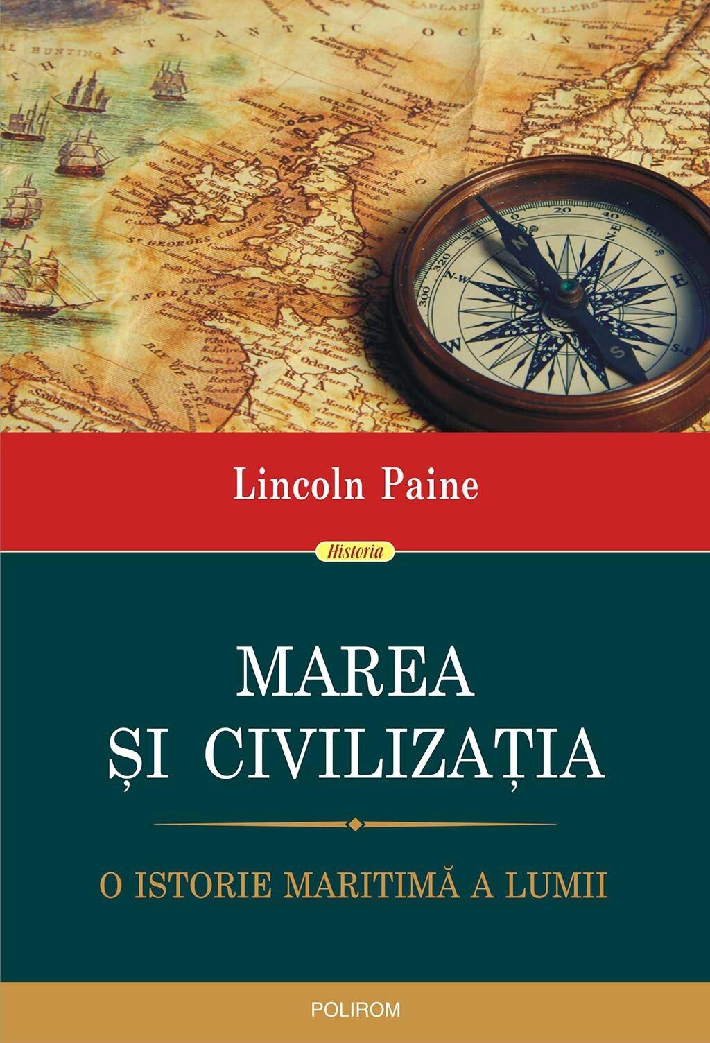 Marea si civilizatia. O istorie maritima a lumii PDF (Download eBook)