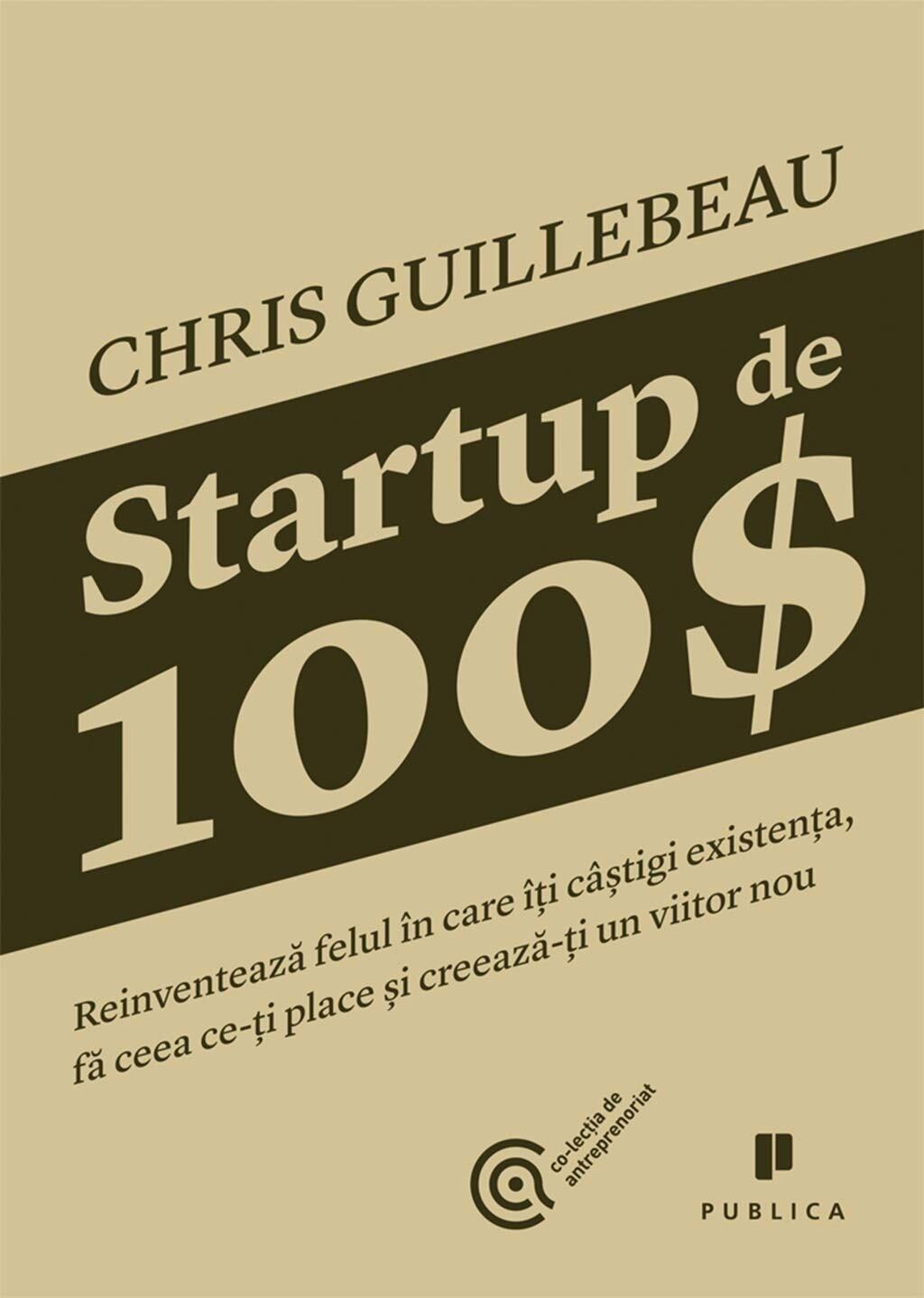 Startup de 100$ (eBook)