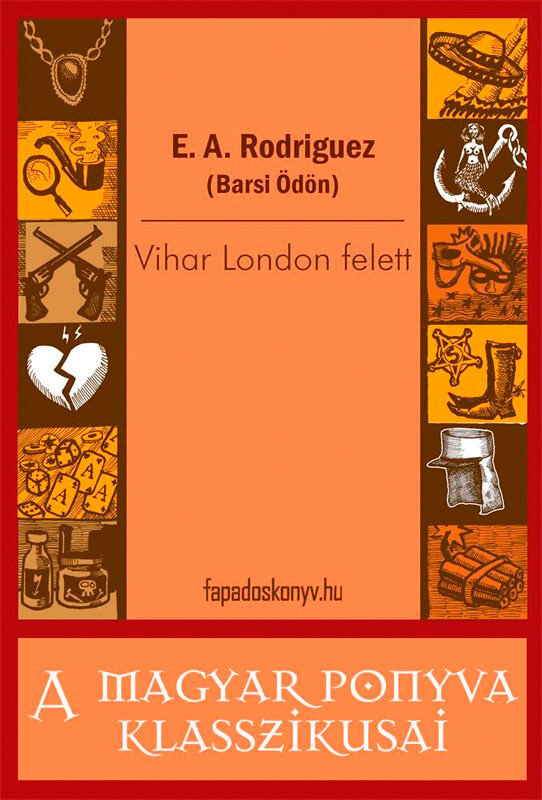 Vihar London felett (eBook)