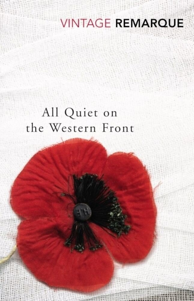 Vintage Classics All Quiet Western Front