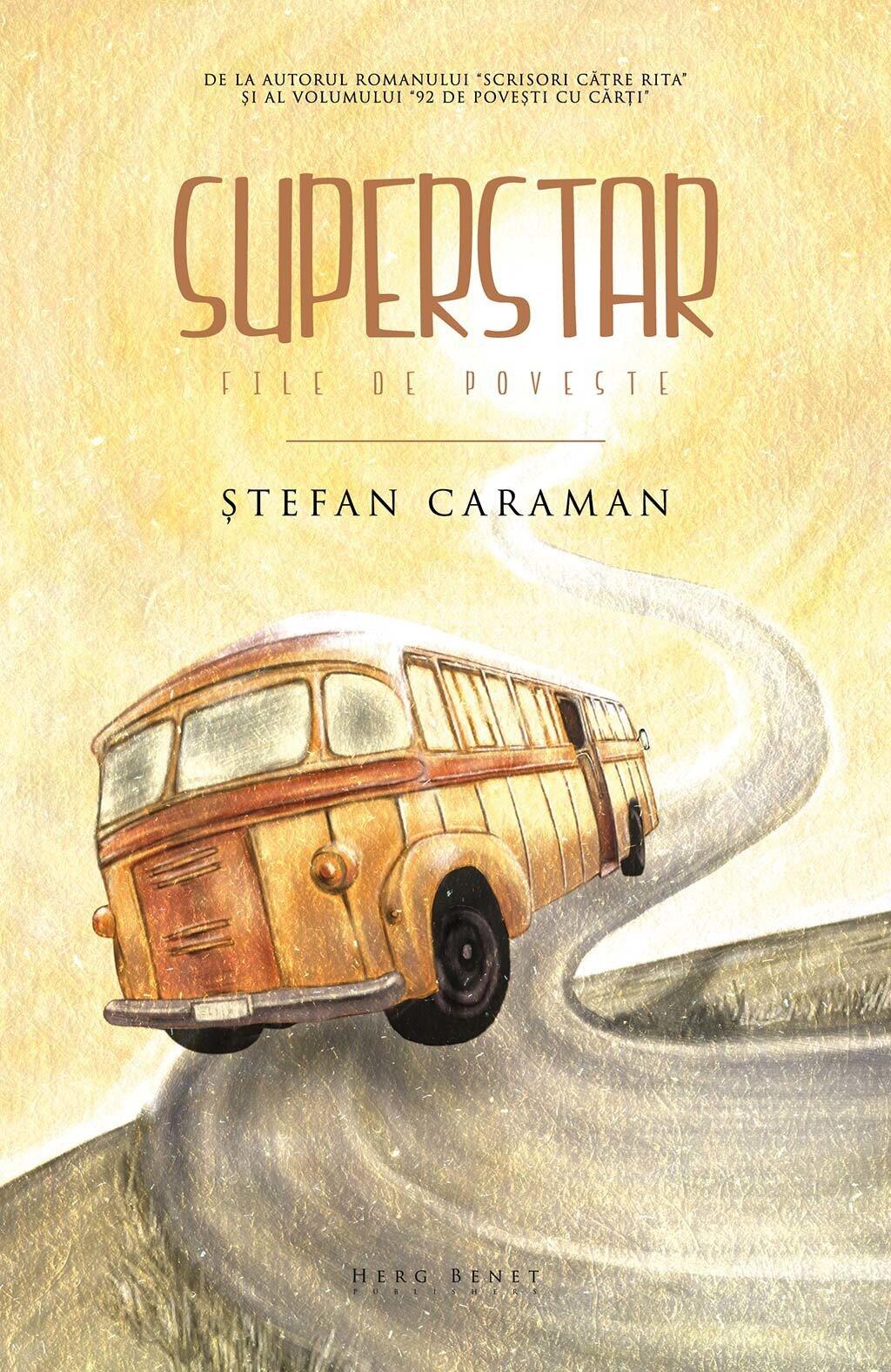 Superstar. File de poveste (eBook)
