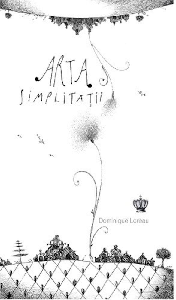 Coperta Carte Arta simplitatii