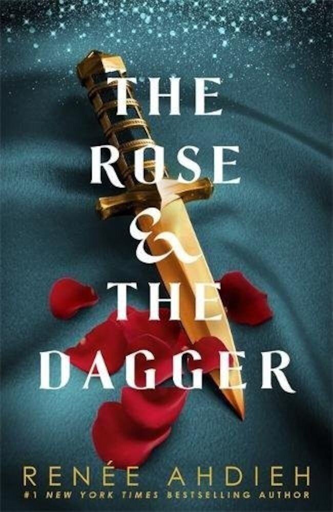 Coperta Carte The Rose and the Dagger