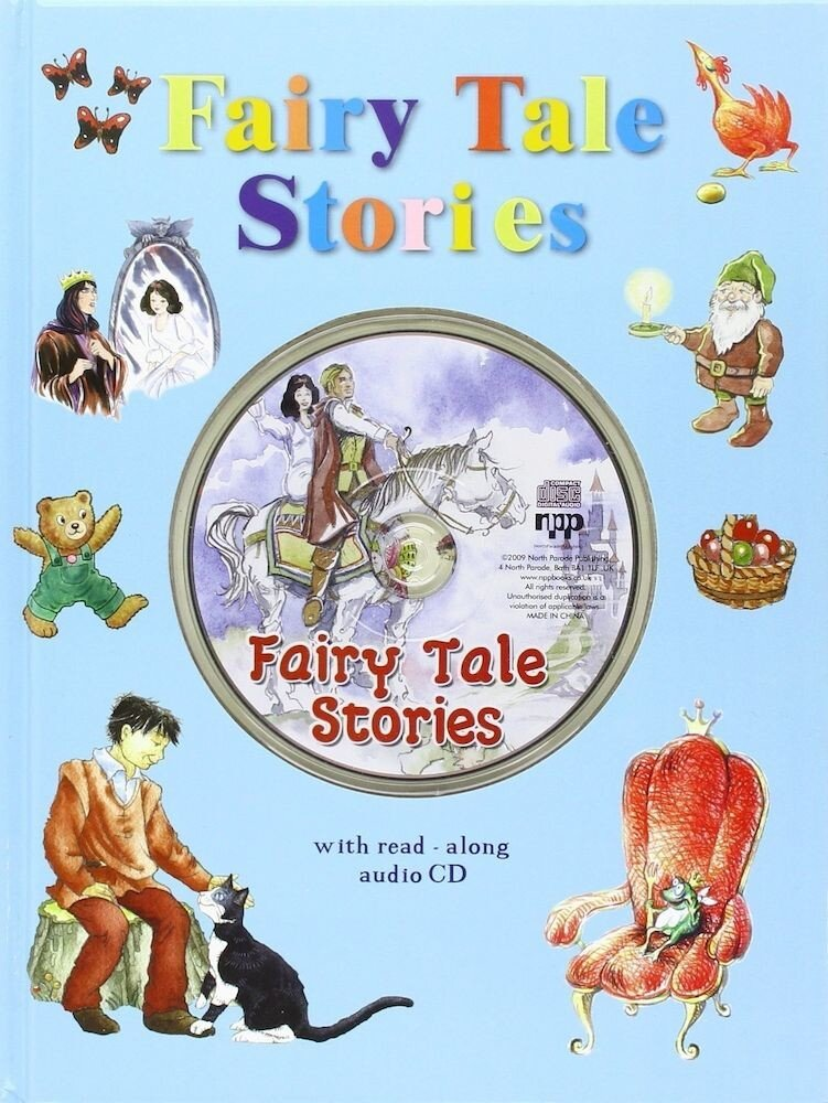 Fairy Tale Book: Volume 1