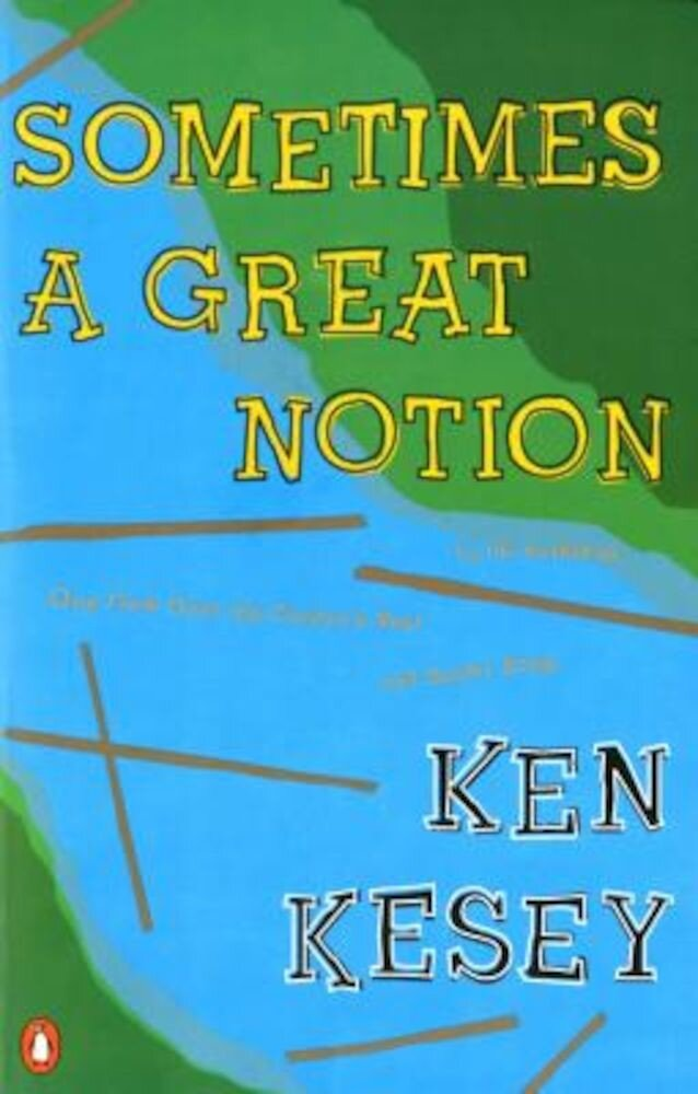 Sometimes a Great Notion, Paperback
