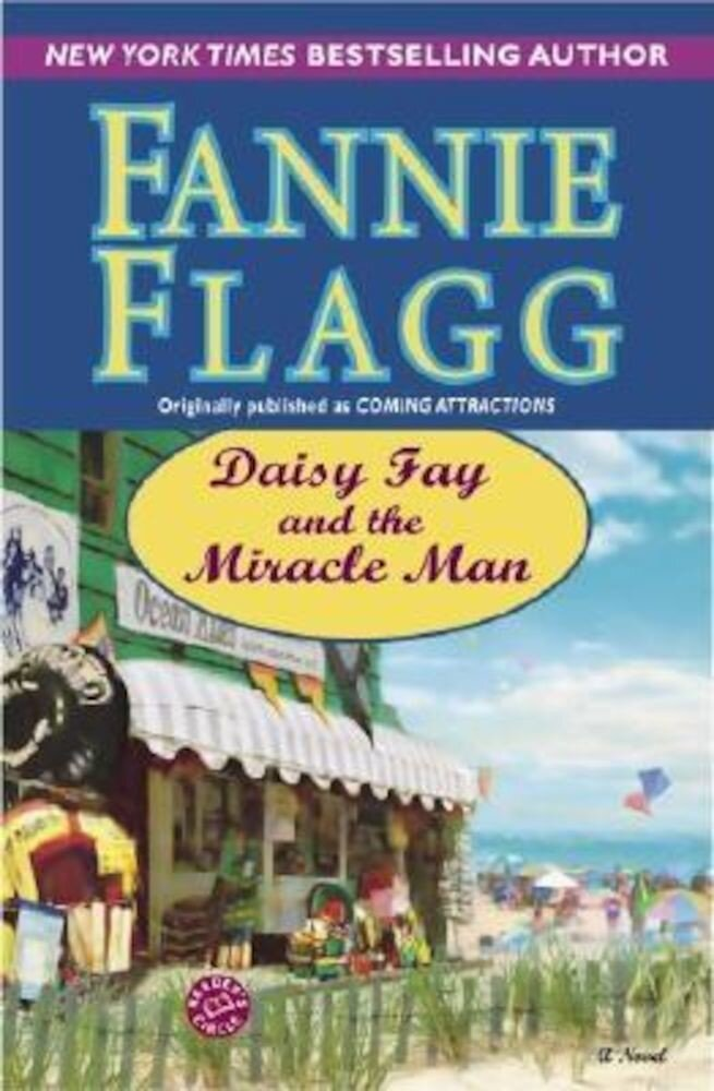 Daisy Fay and the Miracle Man, Paperback
