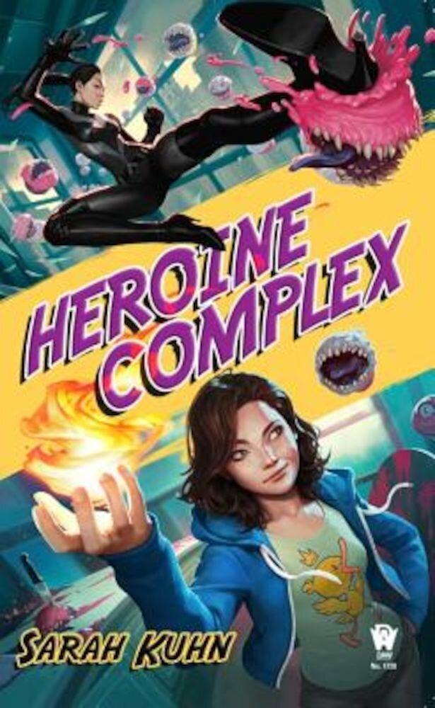 Heroine Complex, Paperback