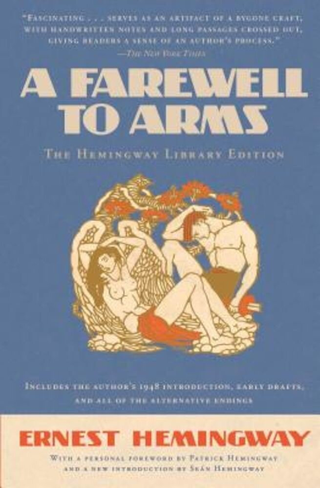 A Farewell to Arms, Paperback