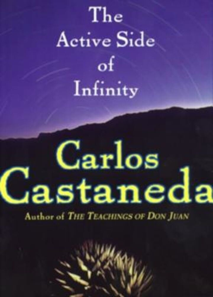 The Active Side of Infinity, Paperback