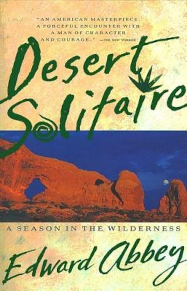 Desert Solitaire, Paperback