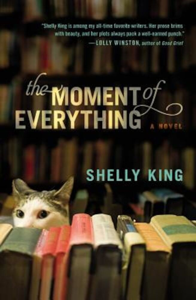 The Moment of Everything, Paperback