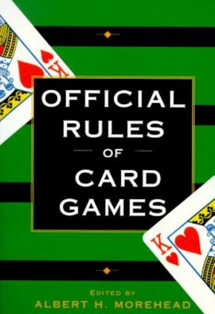 Official Rules of Card Games, Paperback