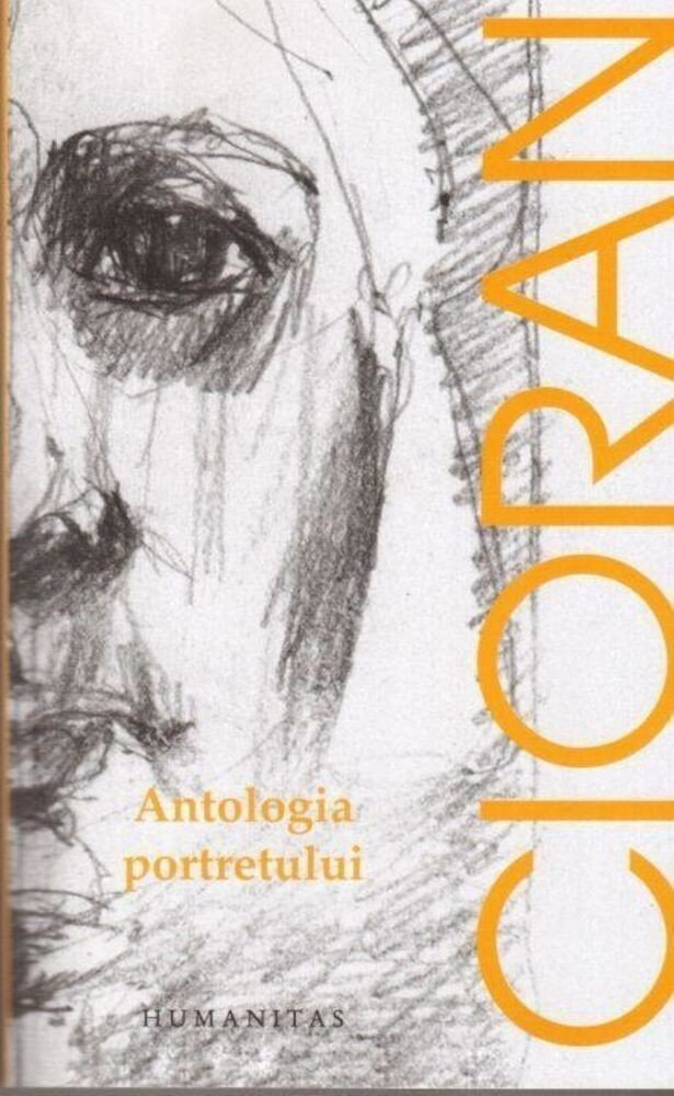 Coperta Carte Antologia portretului