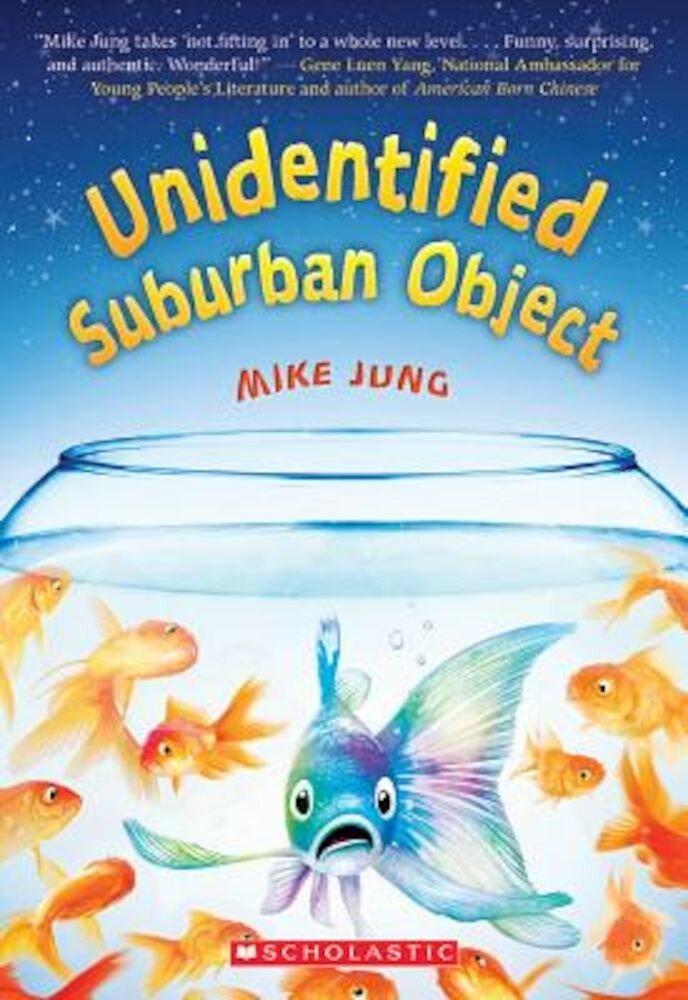 Unidentified Suburban Object, Paperback