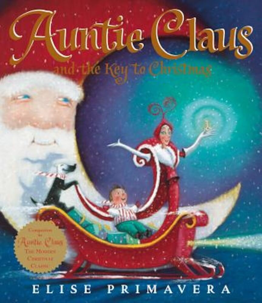 Auntie Claus and the Key to Christmas, Paperback