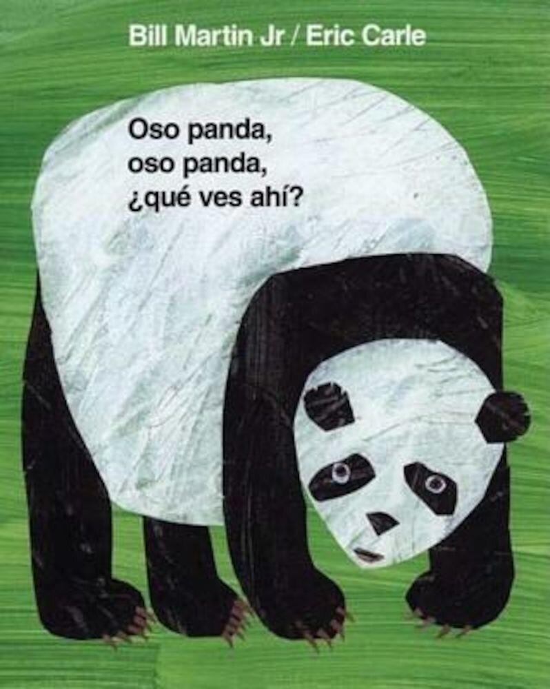 Oso Panda, Oso Panda, Que Ves Ahi?, Hardcover