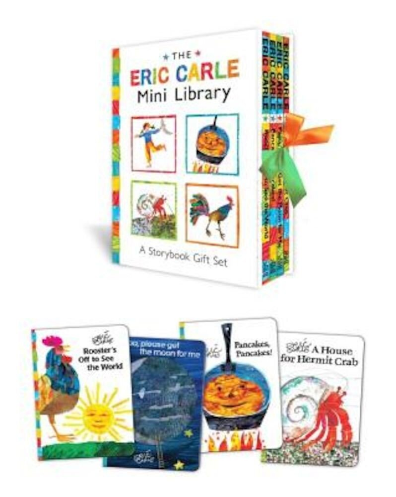The Eric Carle Mini Library: A Storybook Gift Set, Hardcover