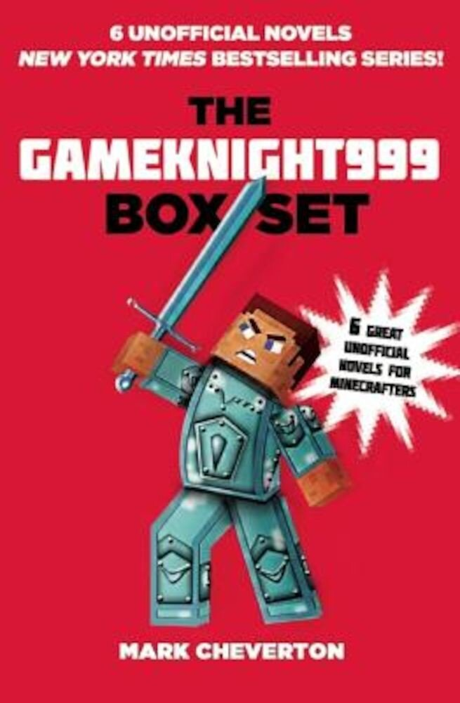 The Gameknight999 Box Set: Six Unofficial Minecrafter's Adventures!, Paperback