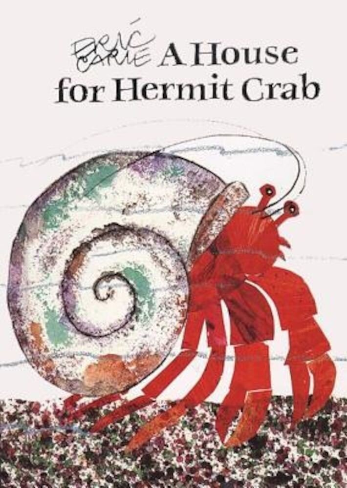 A House for Hermit Crab, Hardcover