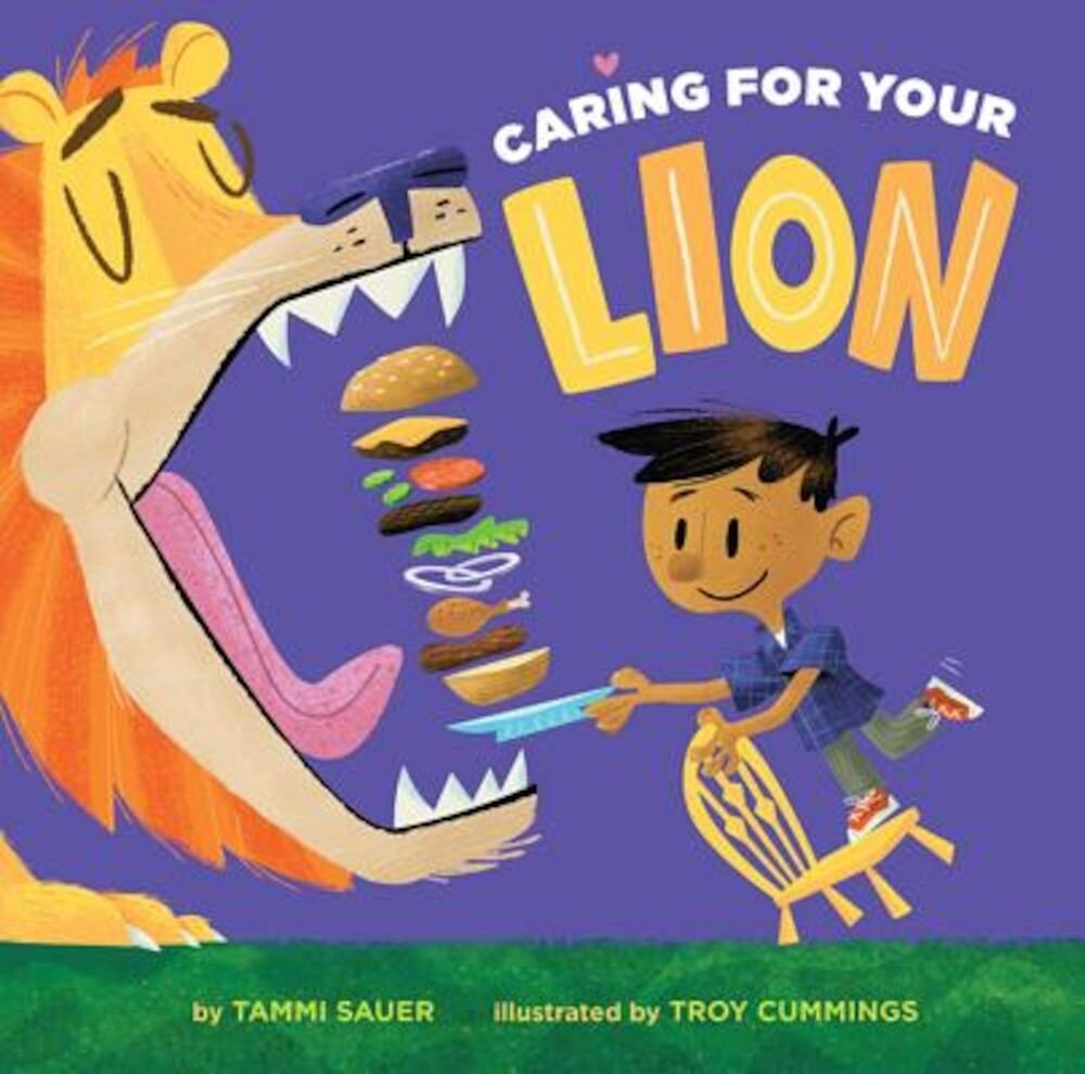 Caring for Your Lion, Hardcover