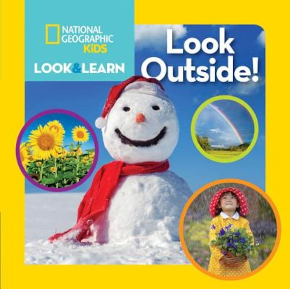 National Geographic Kids Look and Learn: Look Outside!, Hardcover
