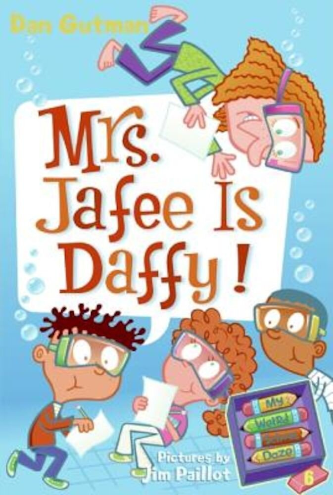 Mrs. Jafee Is Daffy!, Paperback