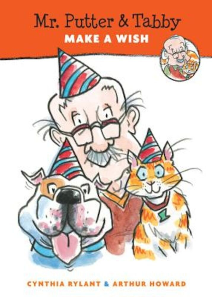 Mr. Putter & Tabby Make a Wish, Paperback
