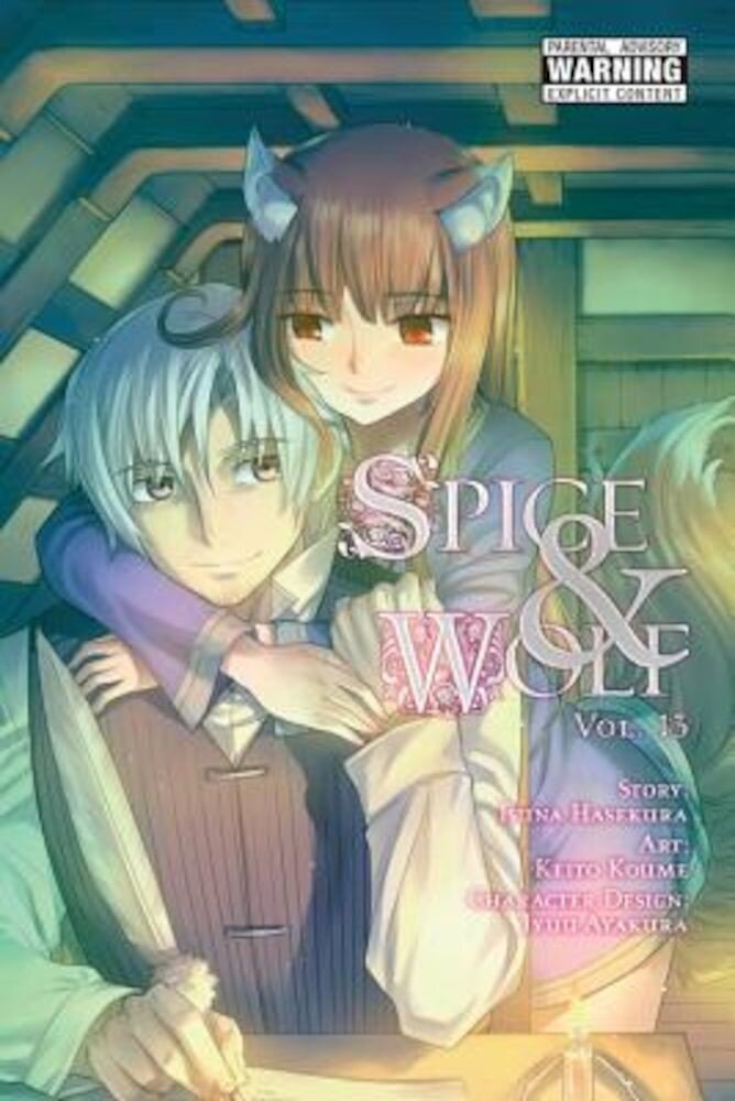 Spice and Wolf, Volume 13, Paperback