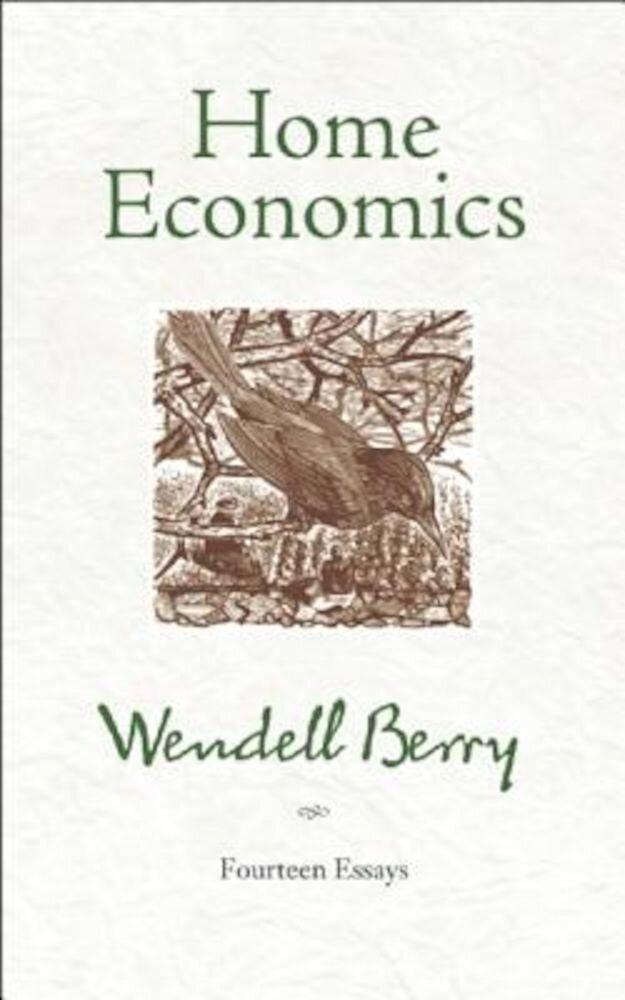 Home Economics: Fourteen Essays, Paperback