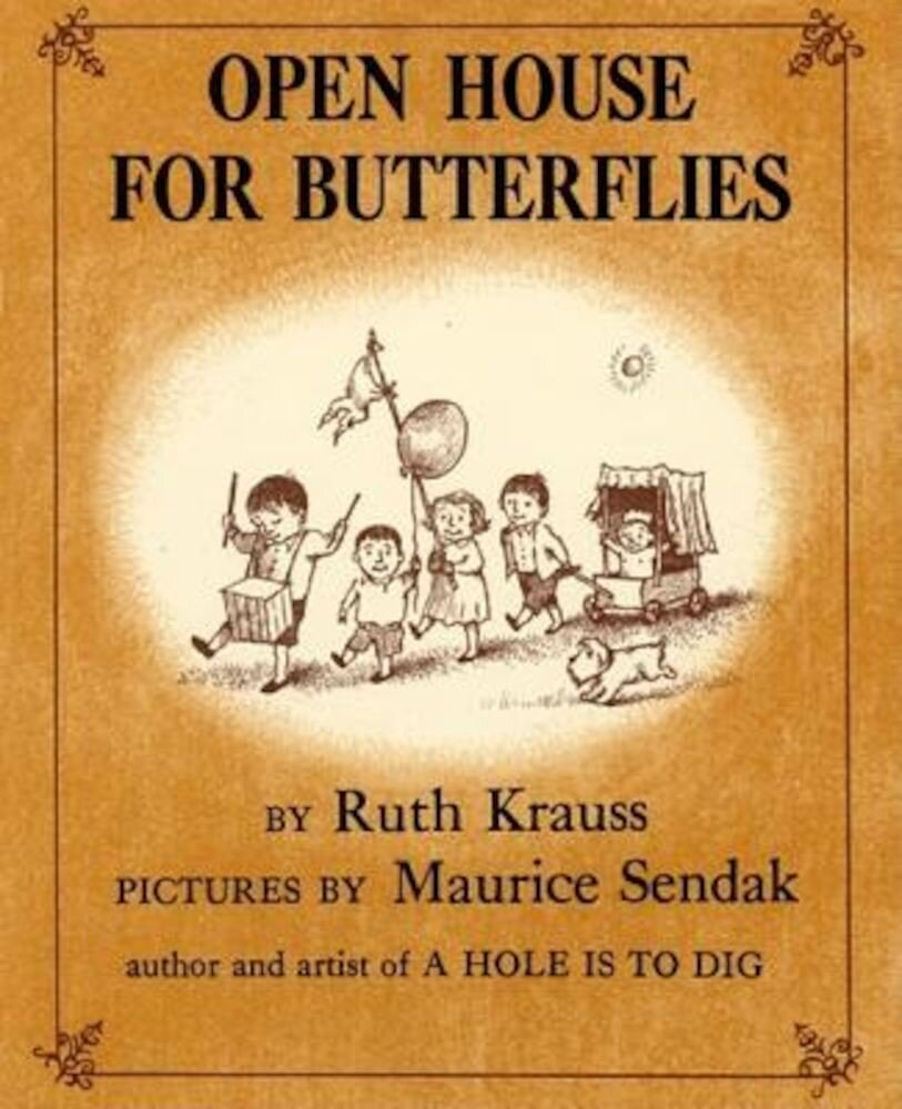 Open House for Butterflies, Hardcover