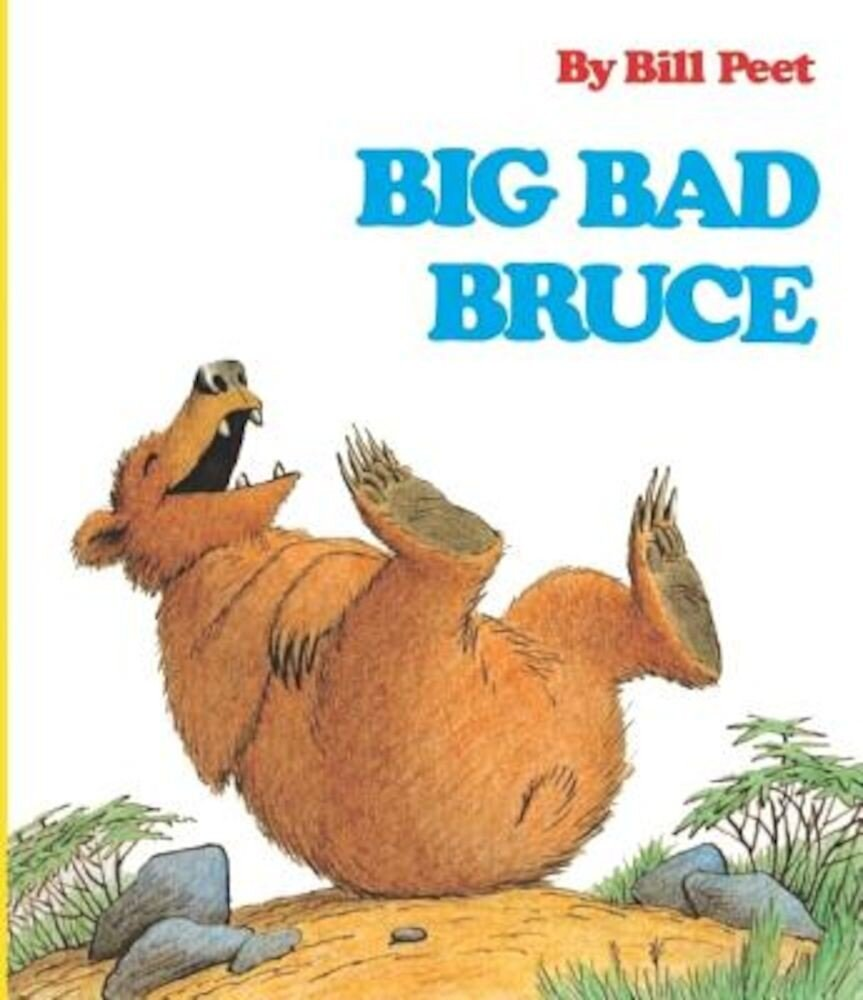 Big Bad Bruce, Hardcover