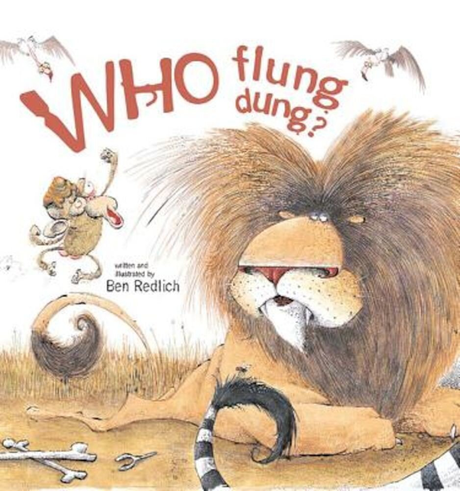 Who Flung Dung?, Hardcover