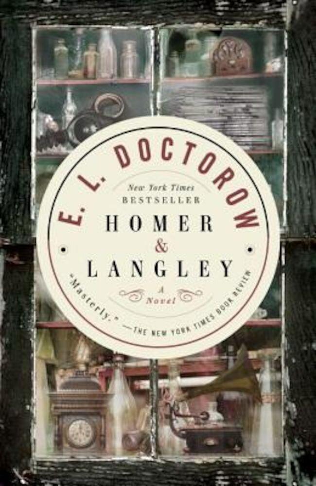 Homer & Langley, Paperback