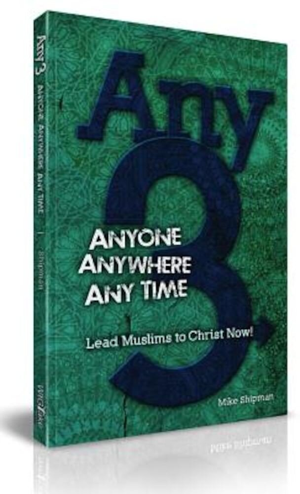 Any-3: Anyone, Anywhere, Any Time, Paperback