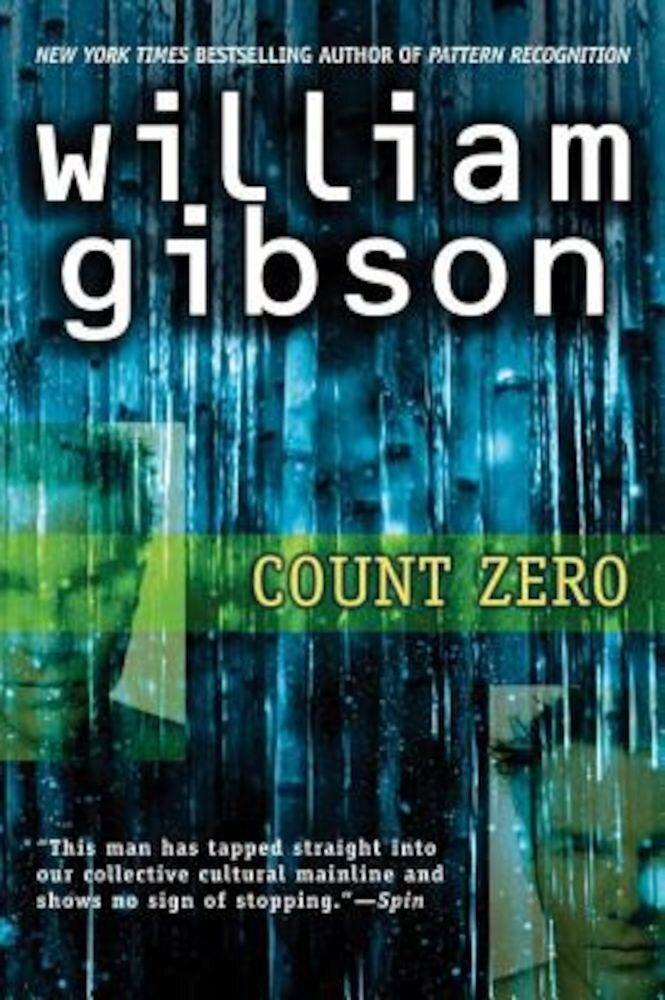 Count Zero, Paperback