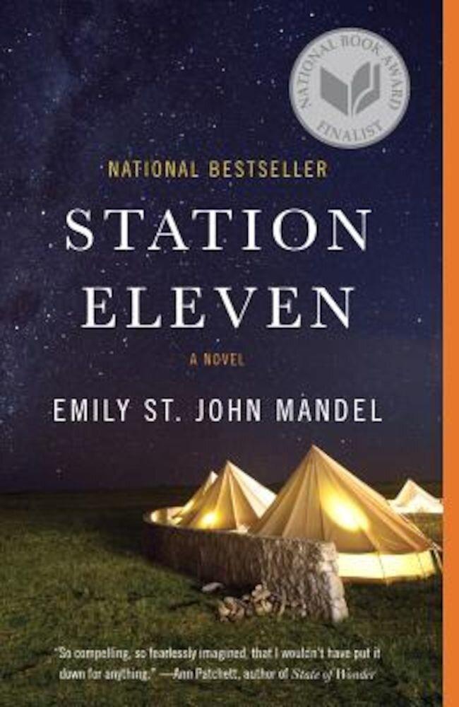 Station Eleven, Paperback