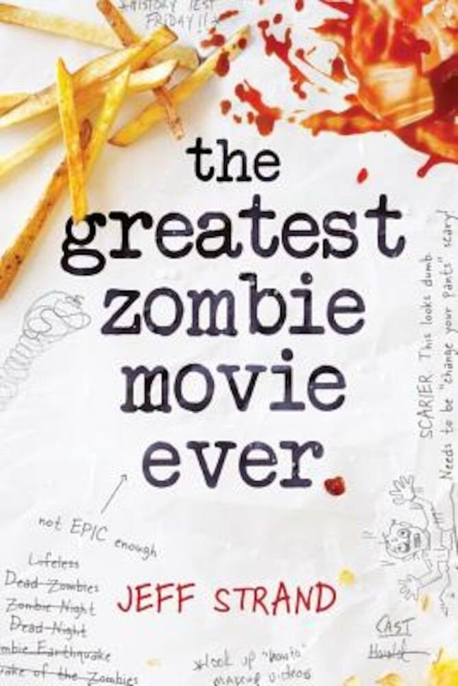 The Greatest Zombie Movie Ever, Paperback