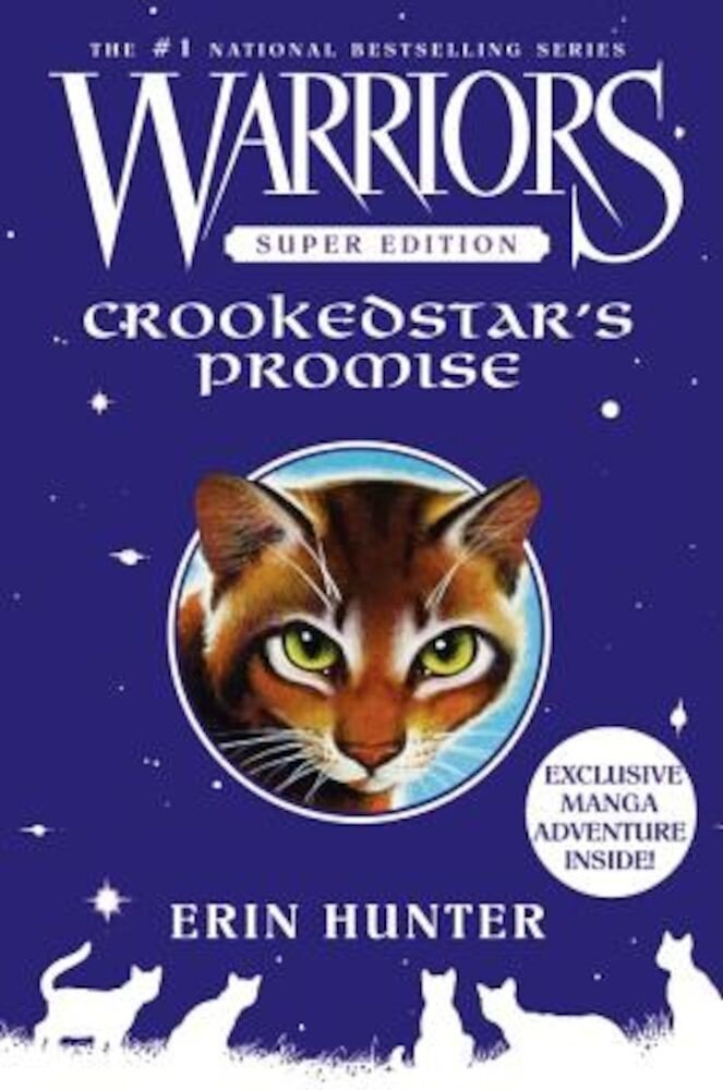Warriors Super Edition: Crookedstar's Promise, Hardcover