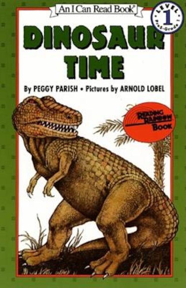 Dinosaur Time, Paperback