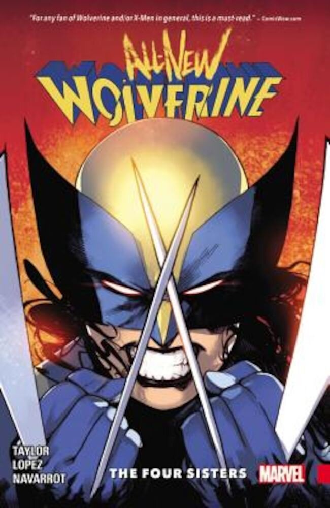 All-New Wolverine, Volume 1: The Four Sisters, Paperback