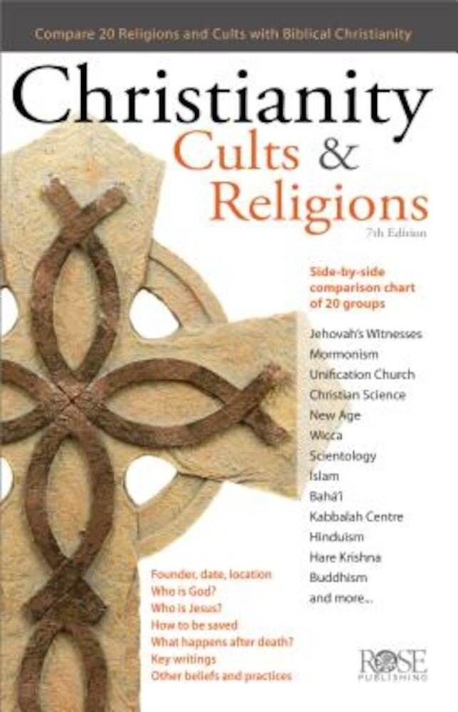 Christianity, Cults and Religions Pamphlet, Paperback