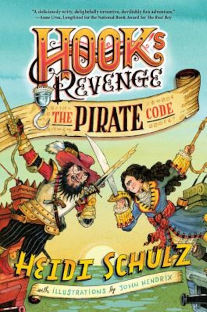 Hook's Revenge, Book 2: The Pirate Code, Paperback